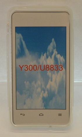 funda protector tpu huawei y300 transparente