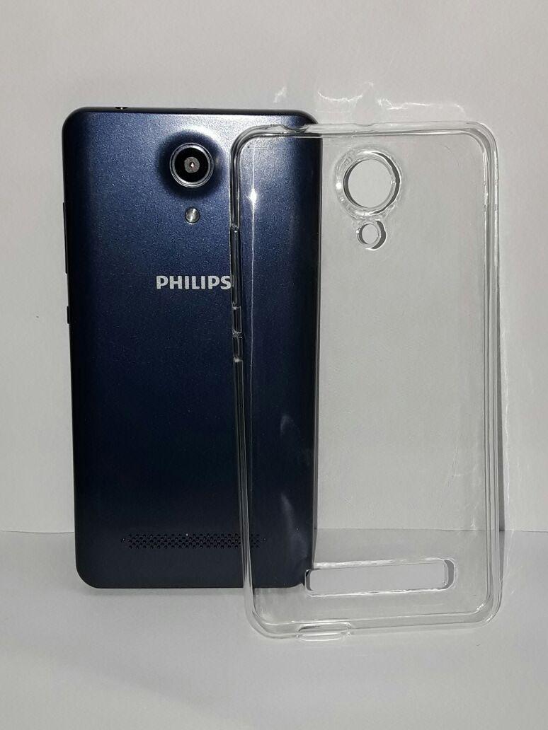 63157da33f0 Funda Protector Tpu Transparente Para Celular S327 - $ 190,00 en ...