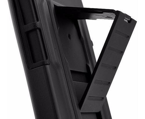 funda protector uso rudo case clip huawei gw y6 2 / y6 ii