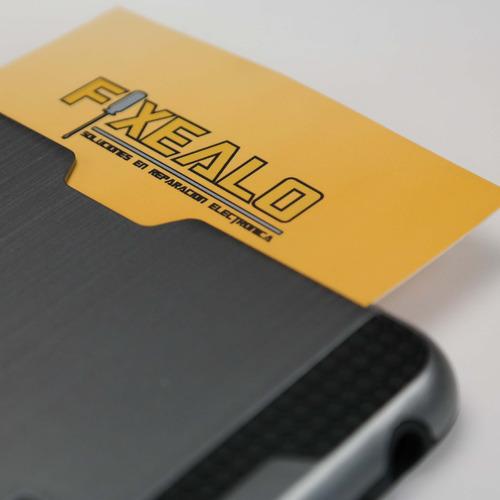 funda protector uso rudo case motomo tarjetero iphone 7 8