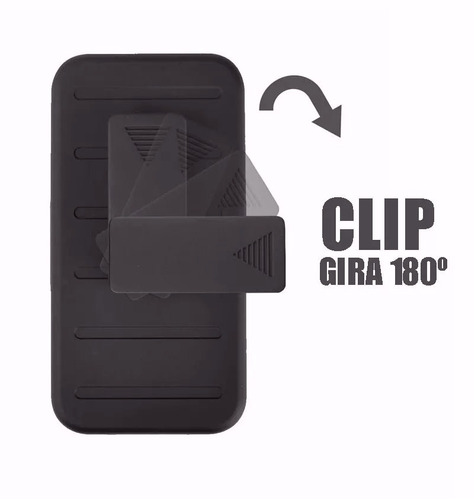 funda protector uso rudo resistente clip huawei p9 lite mini