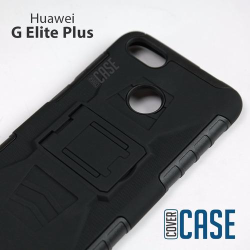 funda protector uso rudo survivor clip huawei g elite plus