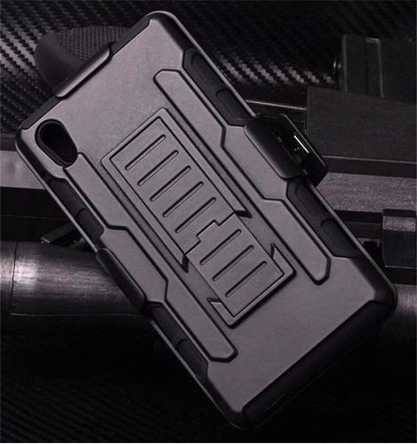 funda protector uso rudo survivror resistente sony e5 f3313