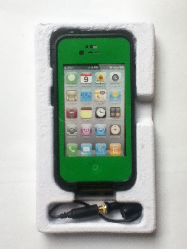 Funda protector waterproof iphone 4 4s tipo lifeproof en mercado libre - Fundas iphone 4 4s ...