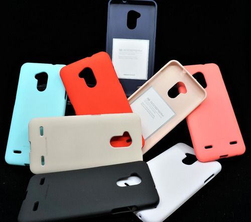 funda protector zte v6 plus goospery sf jelly case