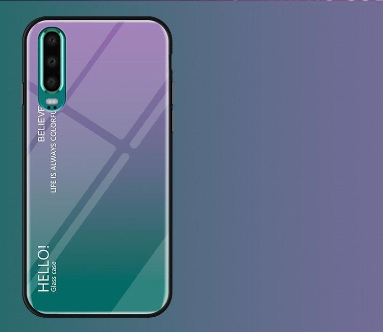 Funda Protectora Case Lujo Huawei P30 Lite Pro Cristal
