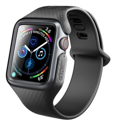 funda protectora clayco apple watch case series 4 44mm 40mm