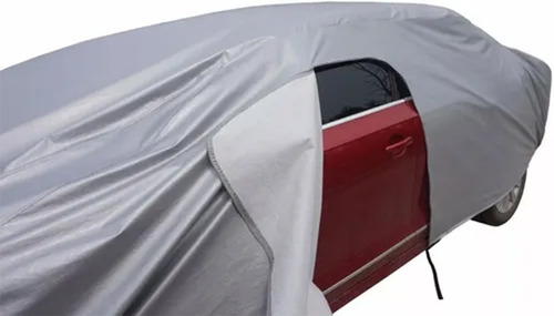 funda protectora cubre coche auto felpa impermeable xl