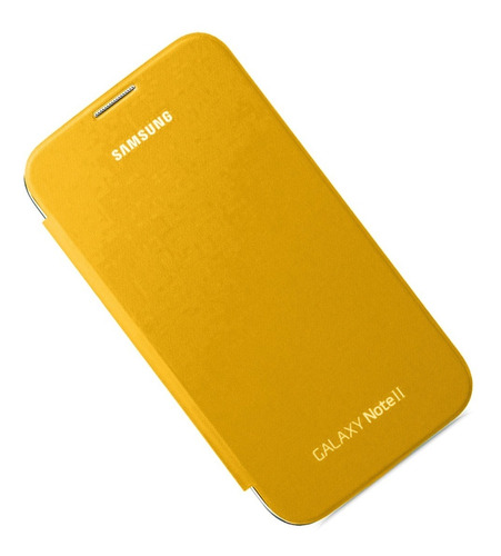 funda protectora flip cover original samsung galaxy note 2