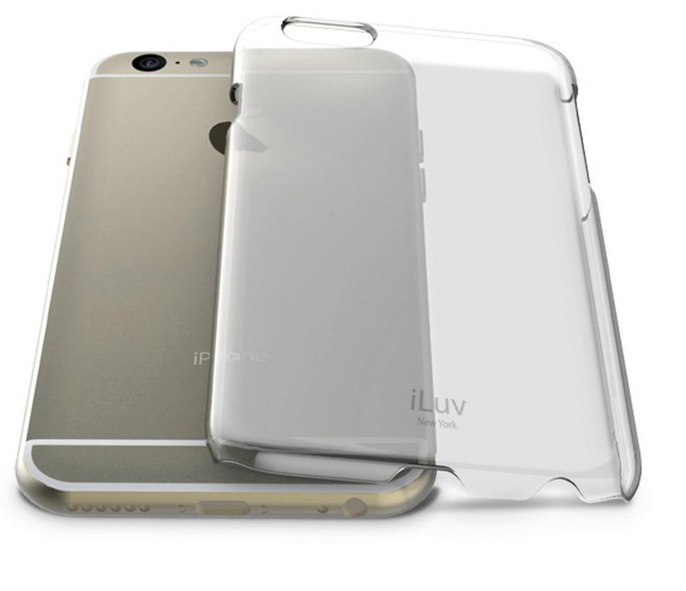 74f3968d456 funda protectora iluv iphone 6 plus transparente acrilico. Cargando zoom.