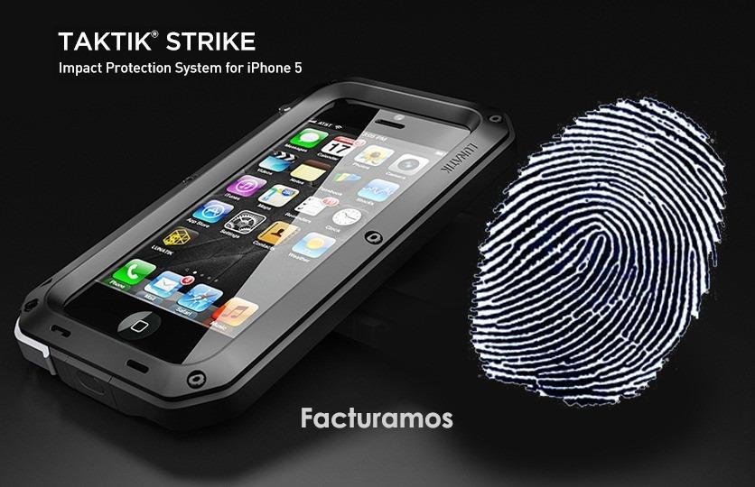 6ffba563537 funda protectora iphone 5 y 5s, taktik lunatik, iphone 5s. Cargando zoom.