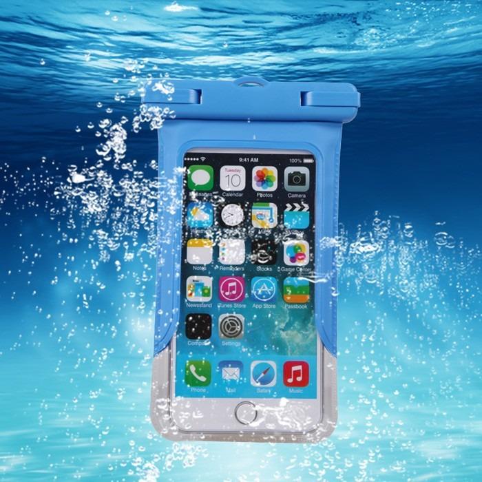 47627c117f1 Funda Protectora Para Celular iPhone, Samsung Contra El Agua ...