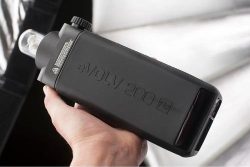 funda protectora para flash godox ad200 nueva