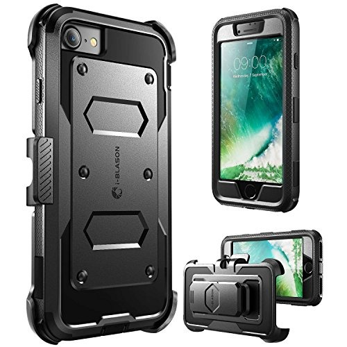 30dd695f62c Funda Protectora Para iPhone 4 De Apple iPhone 7 (negro) Pr ...