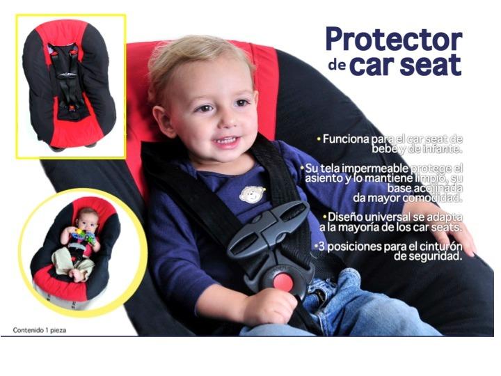 Funda protectora para silla de bebe cosas del querer for Silla de seguridad para bebes