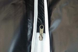 funda protectora para trajes y vestidos largos (60 x 137cm)