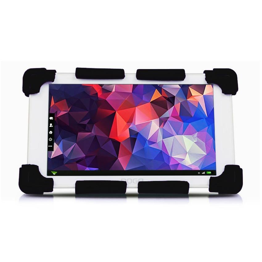 cbc91ee1029 funda protectora silicona noga soporte tablet varios colores. Cargando zoom.