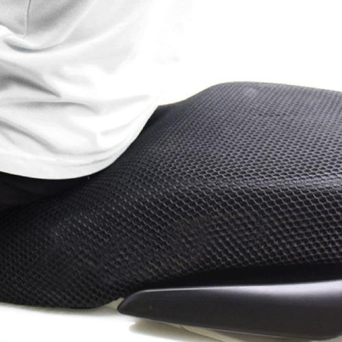funda protectora solar para asiento de motocicleta, con aguj