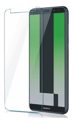 funda protectora tpu mas vidrio glass para huawei gw metal