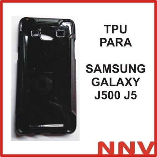 funda protectora tpu silicona para samsung galaxy j500 j5