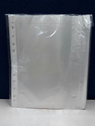 funda protectora transparente carta oslo 100 hojas