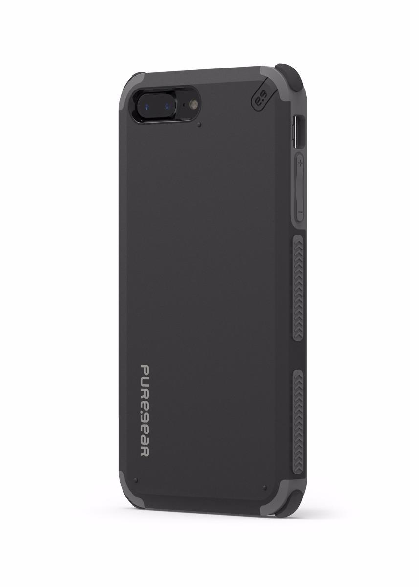 wholesale dealer 95862 6983f Funda Puregear Dualtek - iPhone 8 & 7 Plus - Matte Black