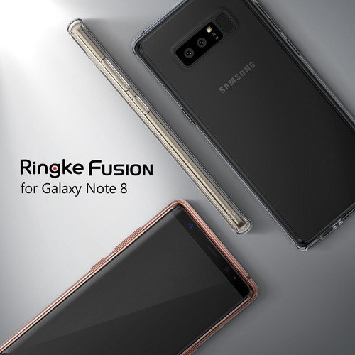 funda rearth ringke ® fusion samsung galaxy note 8 original