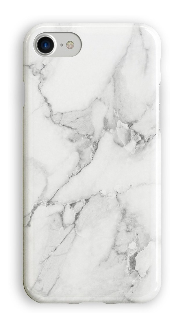 7ae7efea403 Funda Recover Mármol iPhone 8/7/6&6s- Blanco - $ 299.00 en Mercado Libre