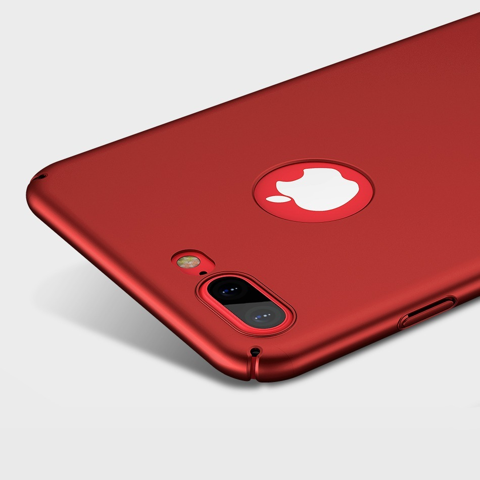 dd6e6013b9c Funda Red Menace Case Rojo Brillante iPhone 7 8 7+ 8 Plus - $ 250.00 ...