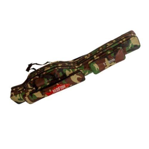 funda rifle carabina escopeta 150 cm para 2 rifles camuflada
