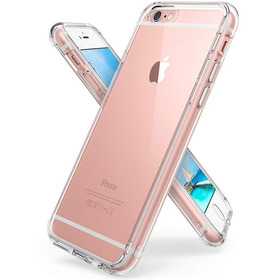 Funda Rigida Antigolpe iPhone 6s 7 8 Plus Xs Max Xr + Glass