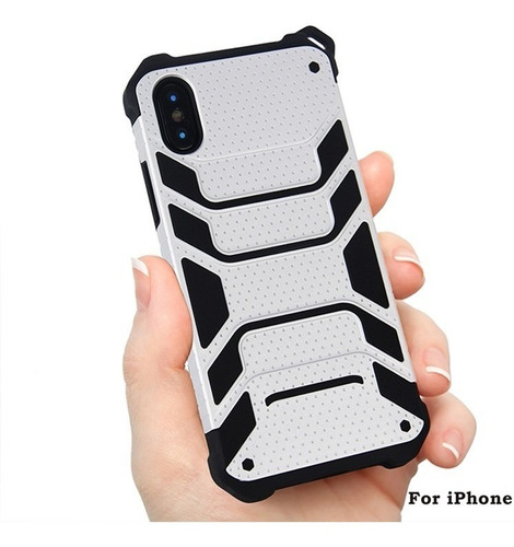 funda rigida iphone 7 / 8 plus excelente proteccion oferta