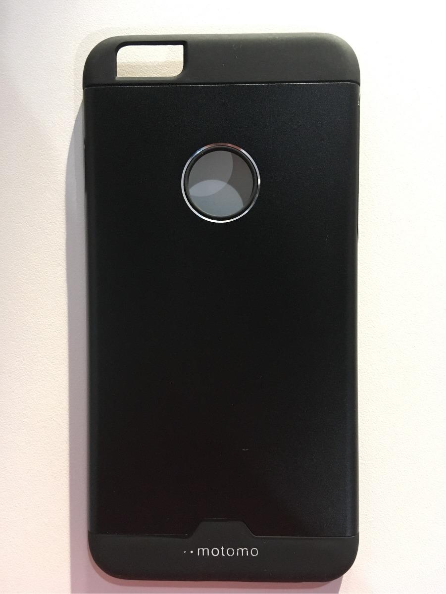 carcasa rigida negra iphone 6