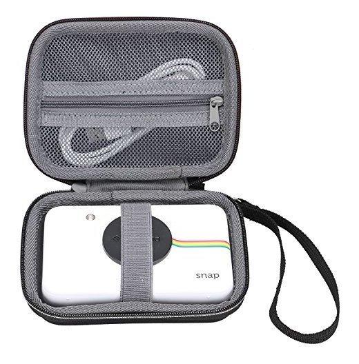 Eva Almacenamiento Cremallera Bolsa De Cámara Llevar Bolsa Estuche de viaje para Polaroid Snap Touch
