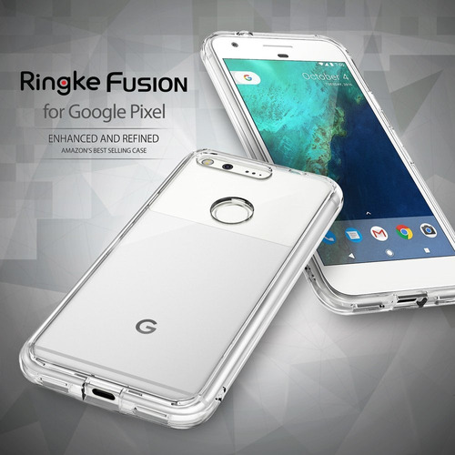 funda ringke fusion ® google pixel pixel xl original new!