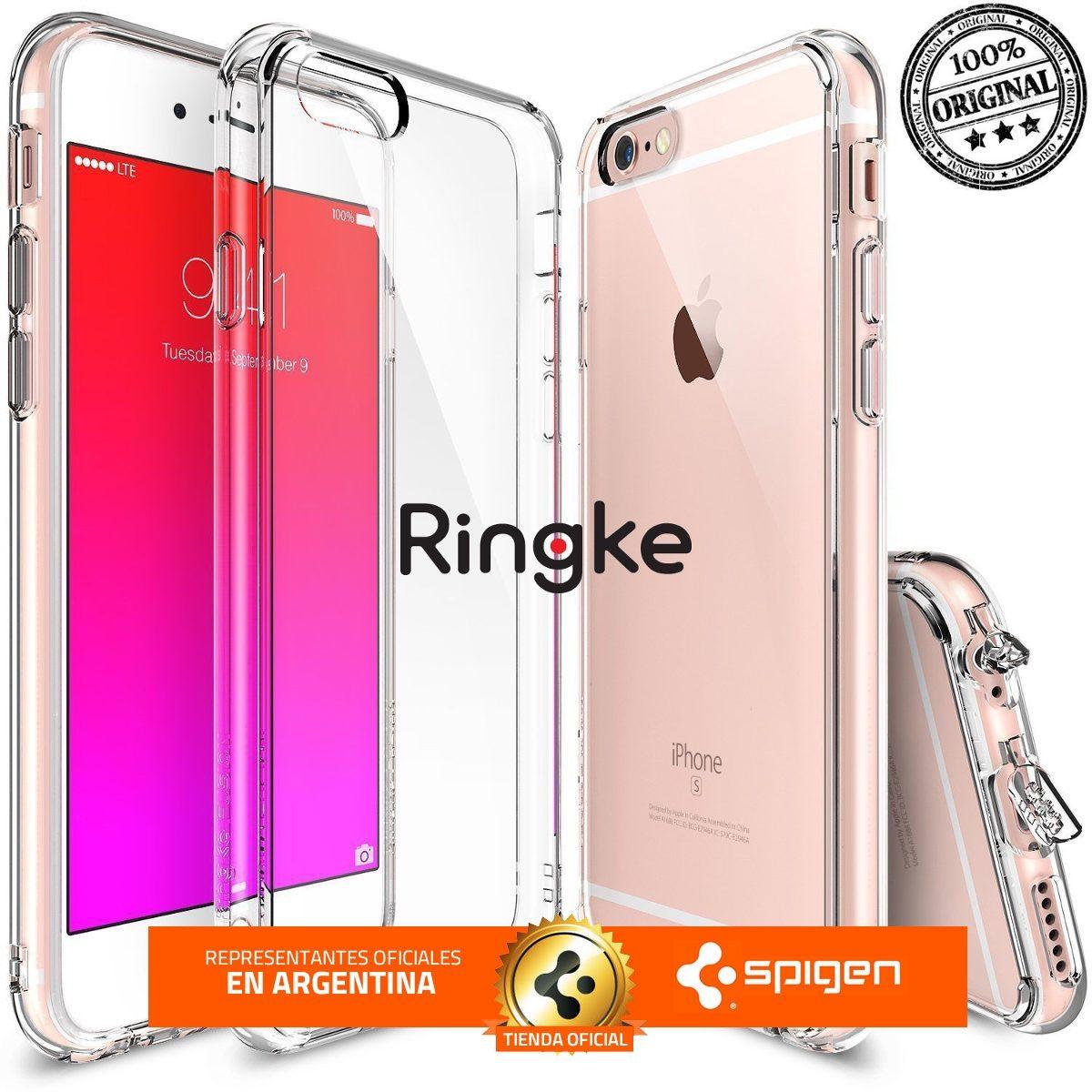 9f58466f242 funda ringke fusion® iphone 6s plus anti impacto + film pant. Cargando zoom.