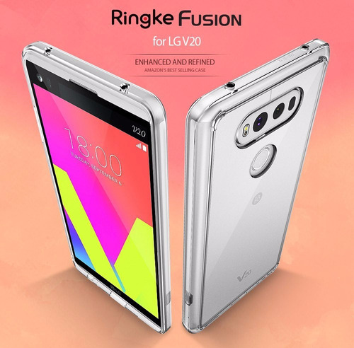 funda ringke fusion lg v10  k10