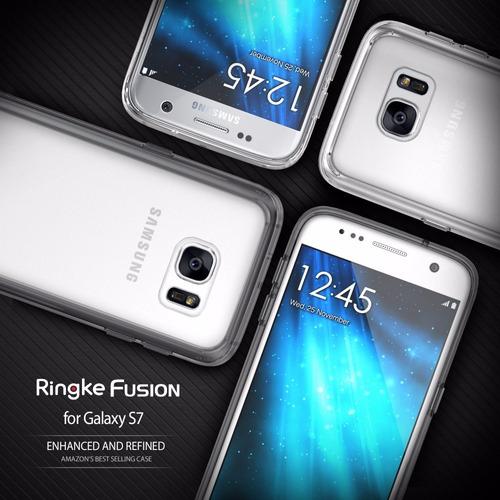 funda ringke fusion samsung galaxy s7 s8 s8 plus s9 s9 plus