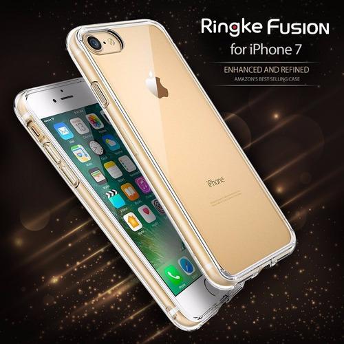 funda ringke® iphone 7/8  o plus original! ahumado,nuevo!