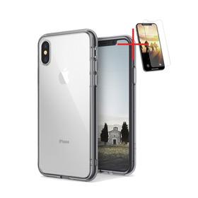Funda Ringke Original iPhone X Xs 7 8 Plus Max+vidrio+envio