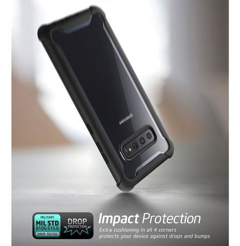 funda s10 s10 plus i-blason máxima protección total no trae protector de pantalla