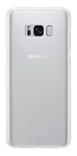 funda s8 s8 plus original samsung galaxy clear cover case