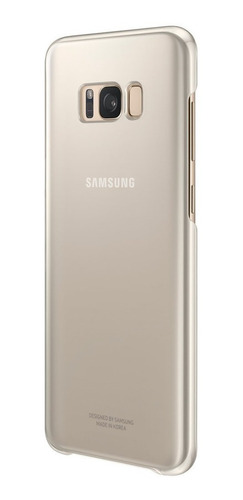 funda s8 s8 plus original samsung galaxy clear cover case