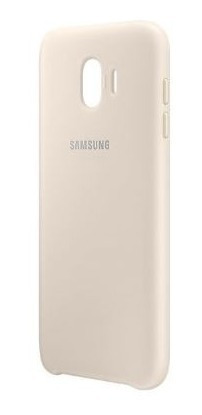 funda samsung dual layer cover j4 (2018) gold
