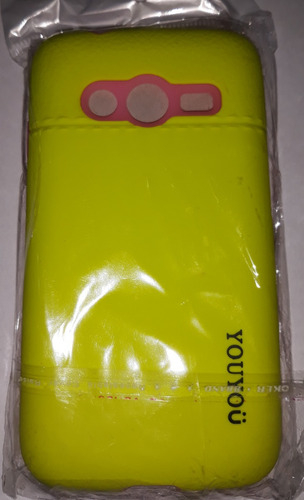 6fc9cebaf1b Funda Samsung Galaxy Ace Nxt Youyou Rigida Silicona Bumper - $ 122 ...