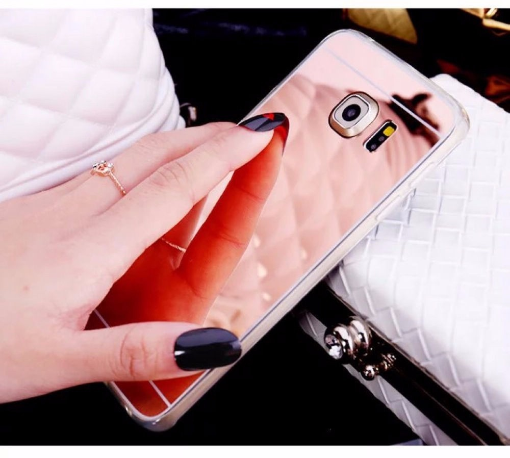 09cd312afc1 Funda Samsung Galaxy J7 Bumper Aluminio Espejada - $ 423,49 en ...