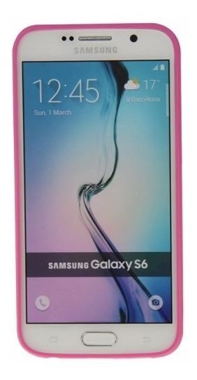 df2d282355f Funda Samsung Galaxy S6 Bumper Antigolpes Acrílico - $ 149,00 en ...