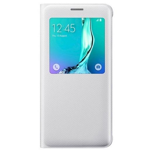 48b6b56f43d Funda Samsung Galaxy S6 Edge Plus S-view Flip Cover - $ 550.00 en ...