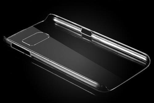 funda samsung galaxy s6 tpu 0.3mm ultra transparente + film
