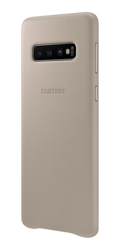 funda samsung leather cover - protective - s10